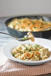 Chicken Verde Pasta