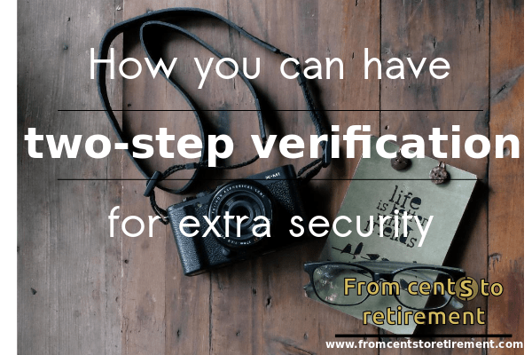 security two step verification