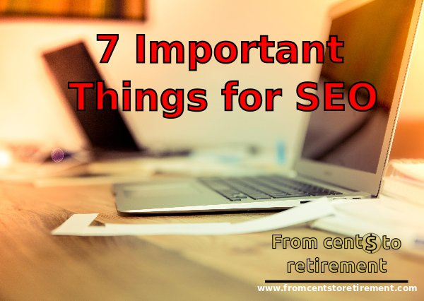 seo important things