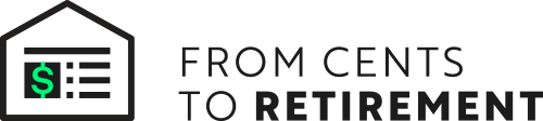 from cents to retirement logo