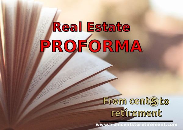 Real estate pro forma a real estate pro forma 101 for pro forma rent real estate pro forma example maxwellsz