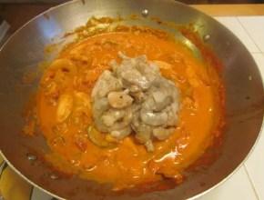Jambalaya Pasta Shrimp