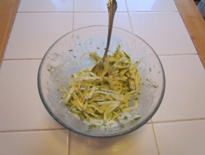 Mixed Cucumber and Dill
