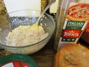 Italian Meatball Panade