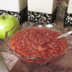 Fresh No-Cook Cranberry Citrus Relish