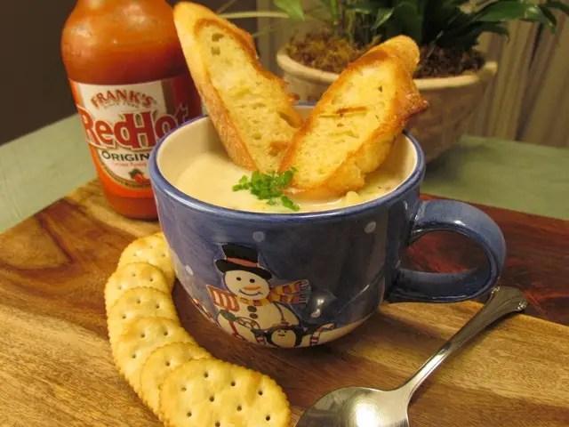 One Pot Potato Corn Chowder