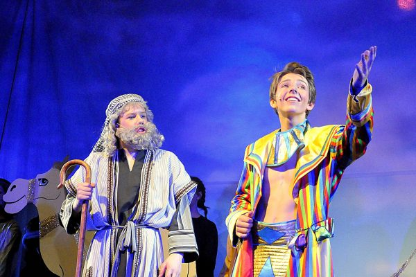 FMTCs Joseph and the Amazing Technicolour Dreamcoat