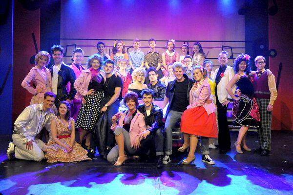 Full cast of FMTCs Grease