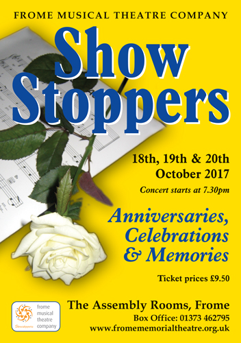 Showstoppers Concert 2017