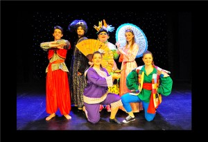 frome musical theatre pantomime