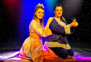 princess aladdin frome musical theatre