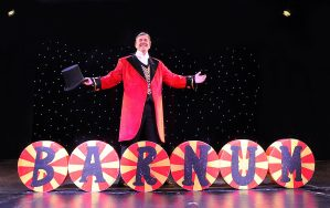 Barnum musical Frome