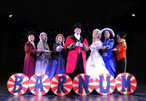 Barnum cast Frome