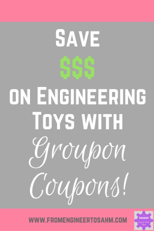Engineering Toys on Groupon Coupons! | Save on Engineering Toys!