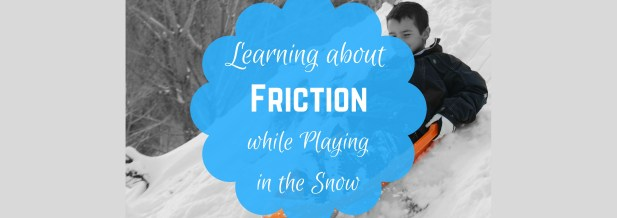 Friction in the snow
