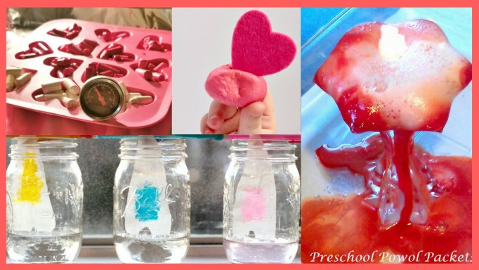 Valentine's Day Science Experiments | Valentine's Day STEM Activities for Kids!