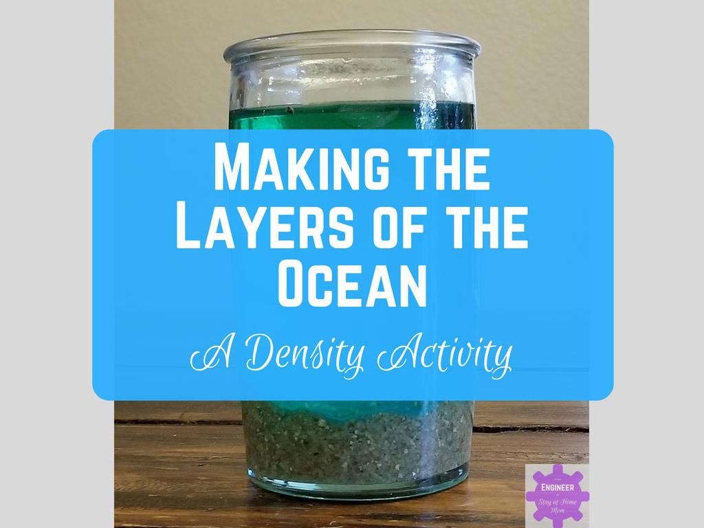 layers   ocean  density activity  engineer  sahm