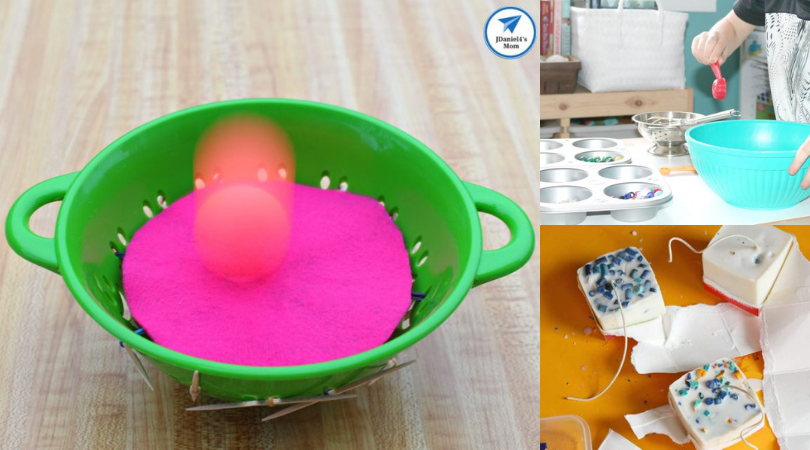 Over 40 Kitchen STEM activities to do with your kids!