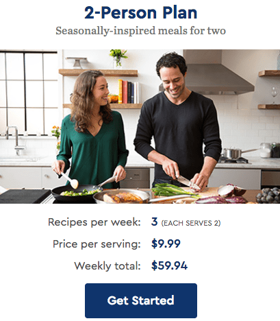 two person meals blue apron