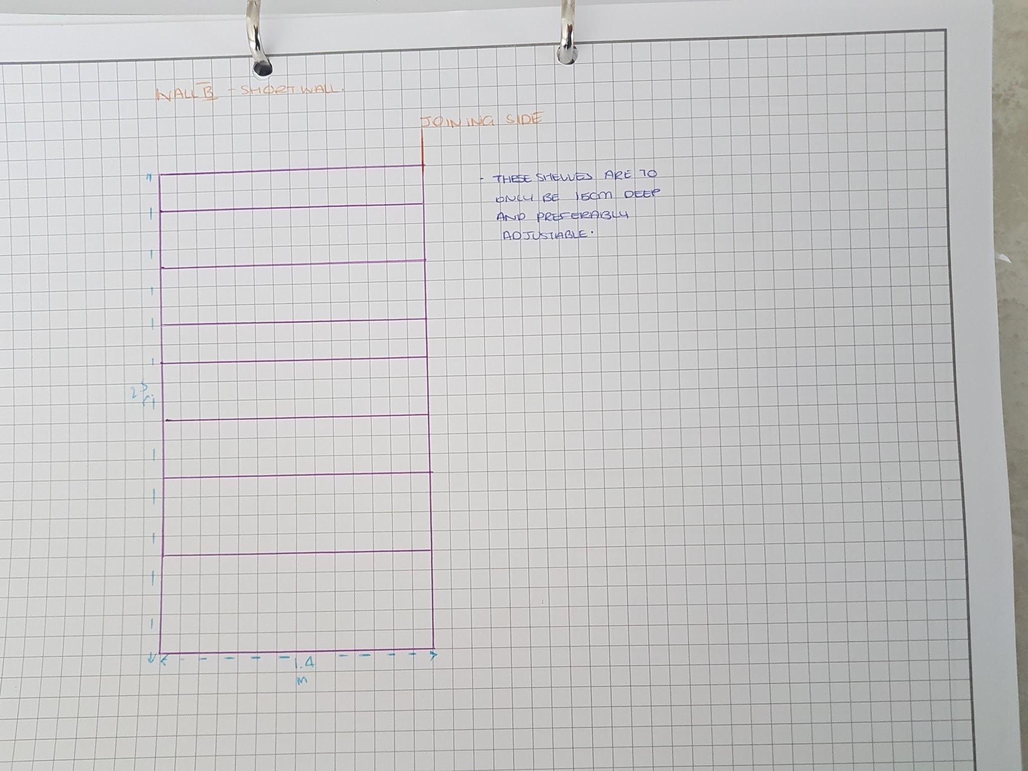 Oxo Wall Original Plans