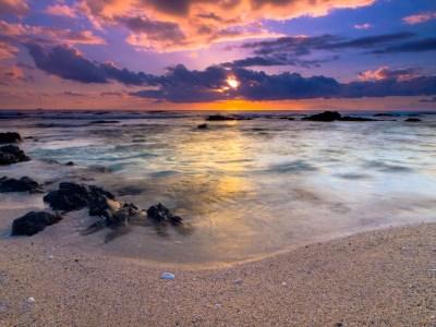 Kohanaiki Sunset