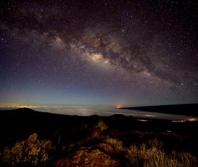 Mauna Kea Milky Way