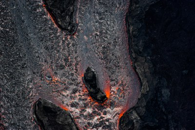 Colors Of Lava