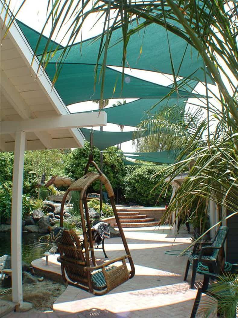 Backyard Shade Ideas: 9 Shade Solutions For Decks That ... on Shady Yard Ideas  id=73511