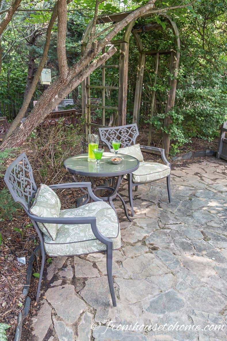 Small Patio Ideas: Space Saving Tips That Will Make The ... on Side Patio Ideas id=84761