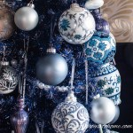 Beautiful Blue Christmas Tree Decorations And 20 Other Christmas Tree Decorating Ideas