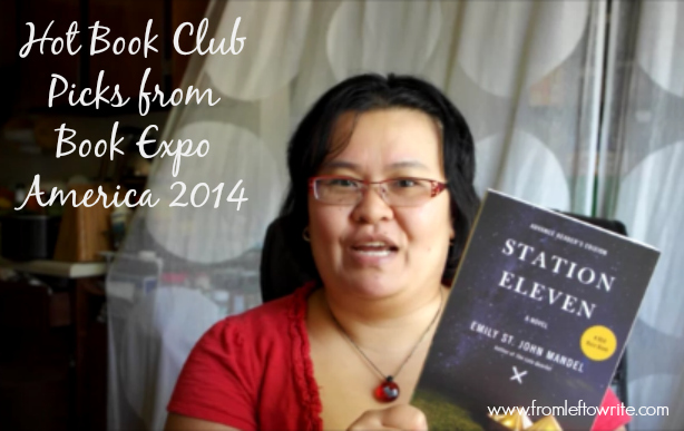 Hot Book Club Picks From Bea 2014 Video