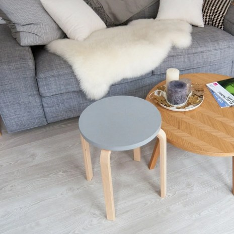 Easy Scandinavian Ikea Frosta Stool Makeover Lust Till Dawn