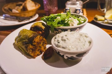 Mediterranean Food Near Staples Center