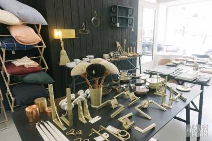 pantoufle interior store slow design rotterdam