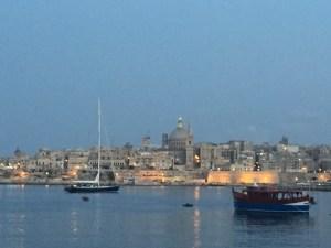 Bay to Valletta, Malta