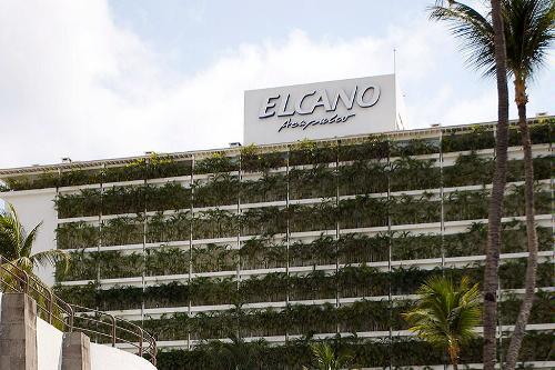 Hotel Elcano in Acapulco.