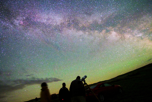 10 Incredible Canadian 'Stargazing Parks'