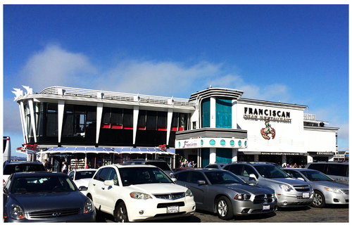 Seafood Pier San Francisco