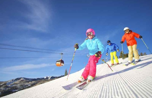 10 Great Family Ski Resorts With Learn To Ski And
