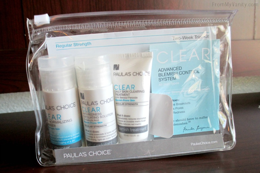 Paula's Choice Skincare is Filled with Safer Ingredients for Your Skin!