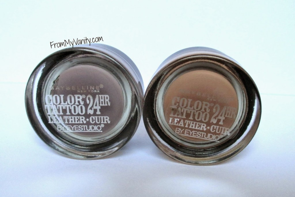 Maybelline Color Tattoo #130 Black Orchid Review