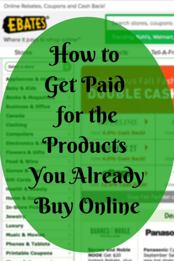 How to Get Paid for the Products You Already Buy Online // From My Vanity