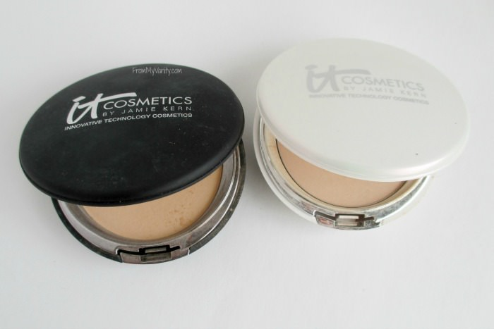 It Cosmetics powder foundations are the best I've ever tried!