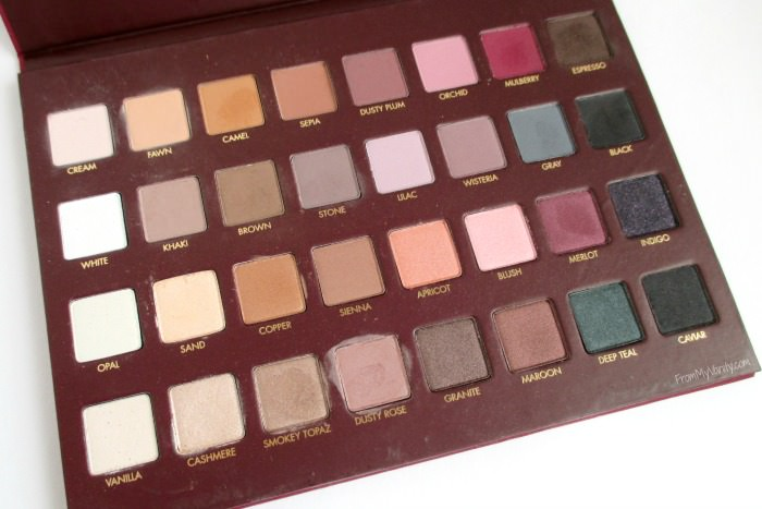 If you were able to get your hands on LORAC's limited edition Mega Pro palette, you were lucky!