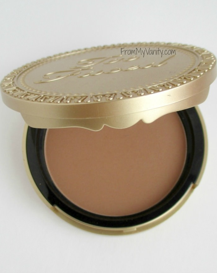 Too Faced Soliel Bronzer is fantastic!