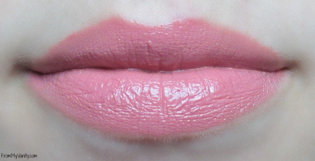 Top 5 Nude Lips for Light Medium Skintone // Bite Beauty in Sable // FromMyVanity.com