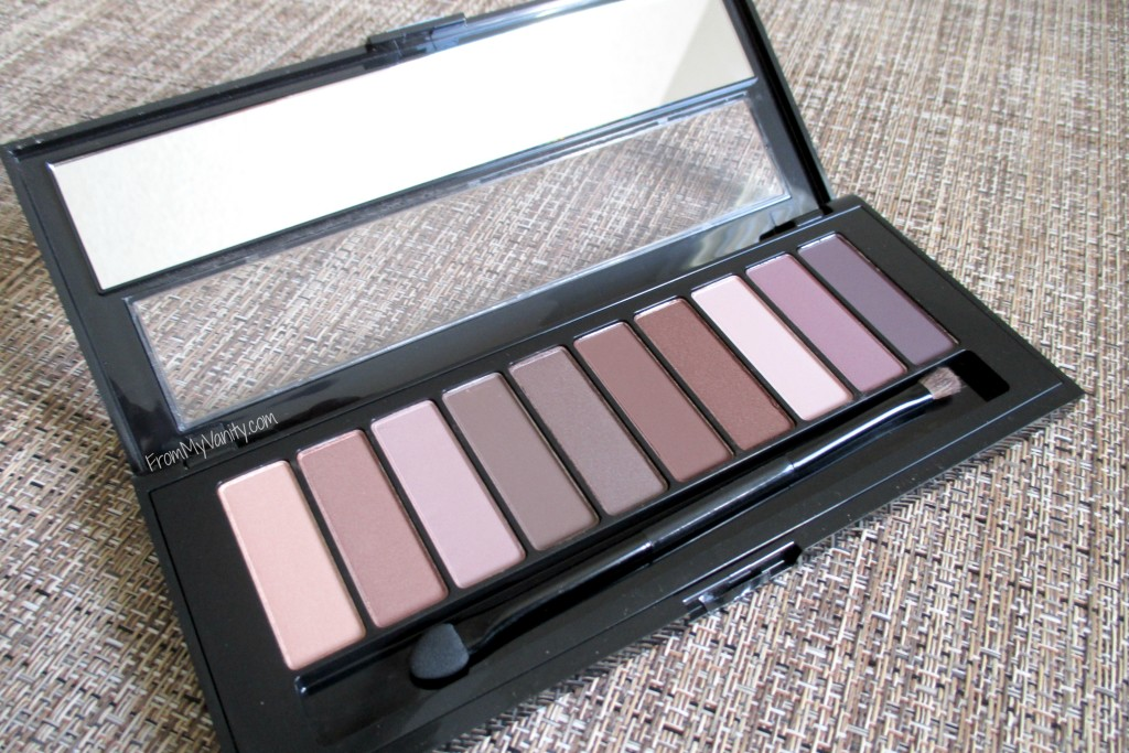 loreal-la-palette-nude-two-review-palette