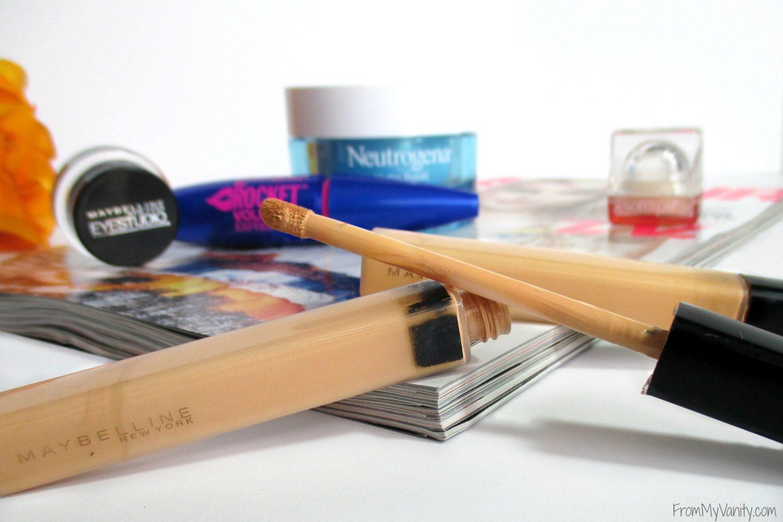 Favorite Drugstore Beauty Buys // Maybelline Fit Me Concealer // Elle Sees & From My Vanity