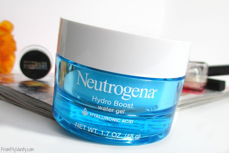 Favorite Drugstore Beauty Buys // Neutrogena Hydro Boost // Elle Sees & From My Vanity