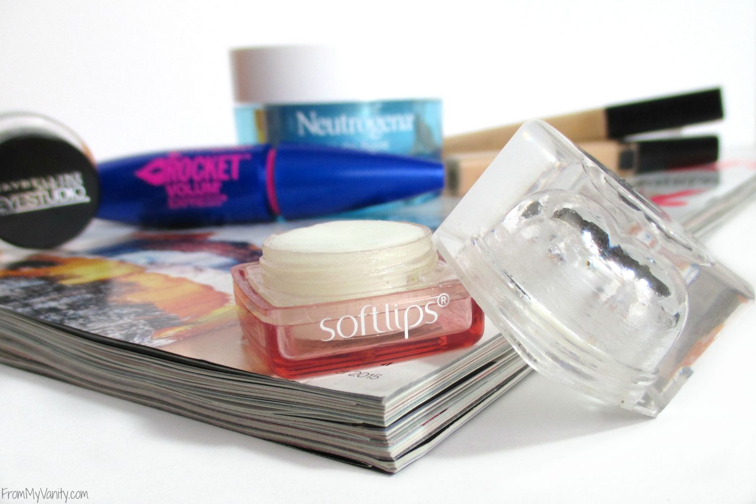 Favorite Drugstore Beauty Buys // Softlips Cube 5-in-1 Lip Care // Elle Sees & From My Vanity
